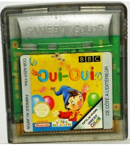 Oui-Oui sur Game Boy Color