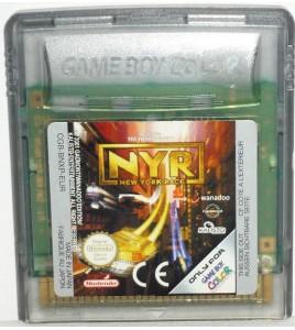 New York Race sur Game Boy Color