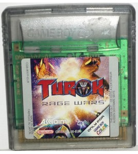 Turok: Rage Wars sur Game Boy Color