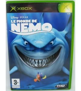 Le Monde de Némo sur Xbox avec Notice MC30
