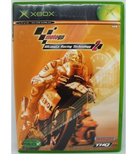 Moto GP 2 : Ultimate Racing Technology sur Xbox avec Notice MC31