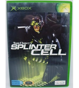 Tom Clancy's Splinter Cell XBOXsur Xbox avec Notice MC35