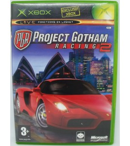 Project Gotham Racing 2 sur Xbox avec Notice MC37
