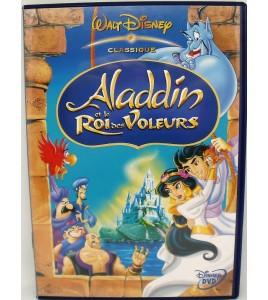 Aladdin et Le Roi des Voleurs  DVD Disney MD02
