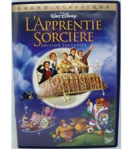 L'Apprentie sorcière DVD Disney Losange 24 MD05