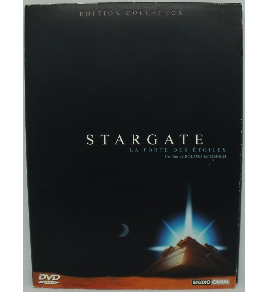Stargate Édition Collector - Version Longue DVD MD11