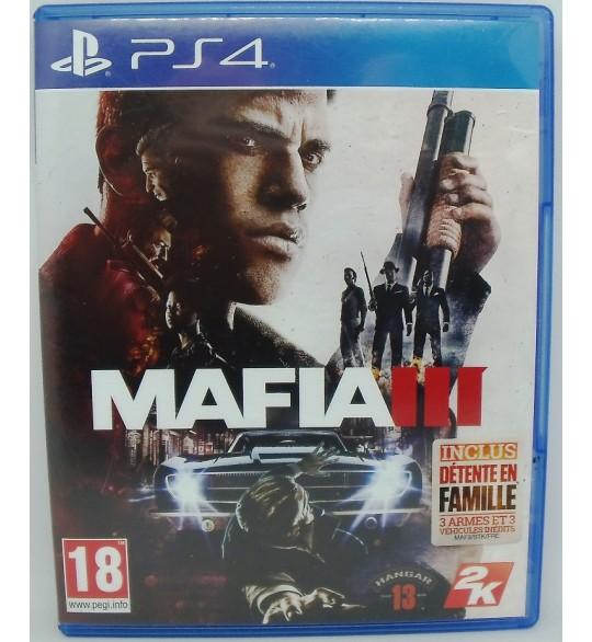 Mafia III sur Playstation 4 PS4 sans Notice