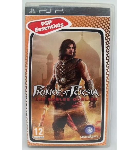 Prince of Persia : Les sables oubliés Version Essentials sur PSP avec Notice