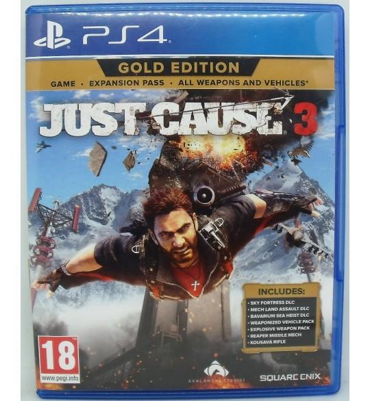 Just Cause 3  sur Playstation 4 PS4 sans Notice