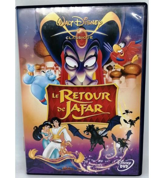 Le retour de Jafar DVD Disney MD16