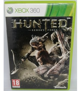 Hunted: the demon's forge sur Xbox 360  sans Notice MC40