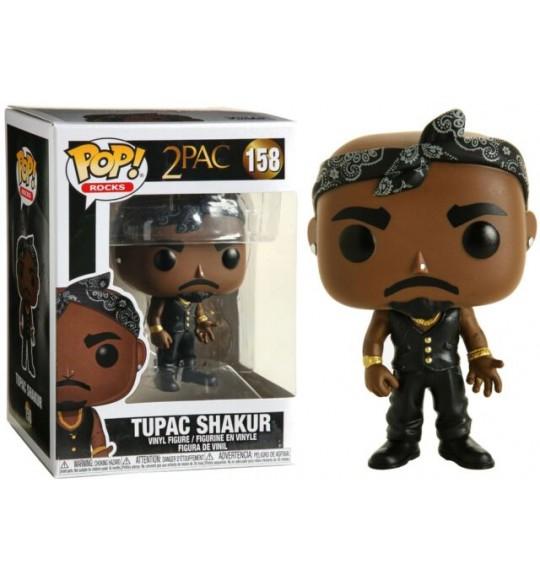 2 Pac - Pop Vinyl Rock 158 Tupac 9 cm