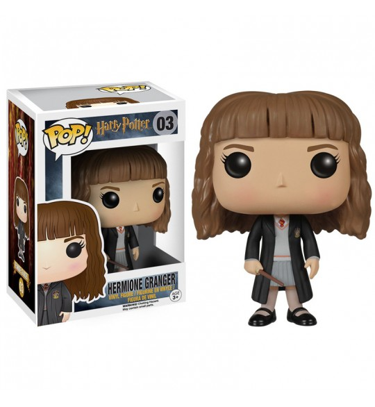 Harry Potter- Pop Vinyl 03 Hermione Granger 10 cm