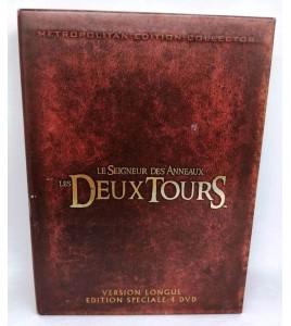 Le Seigneur des Anneaux II, Les Deux Tours Version longue 4 DVD MD20