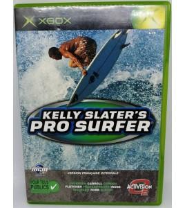 Kelly Slater's Pro Surfer sur Xbox avec Notice MC41