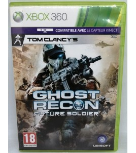 Ghost Recon : Future Soldier sur Xbox 360 avec Notice MC43