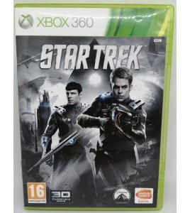 Star Trek sur Xbox 360 avec Notice MC44