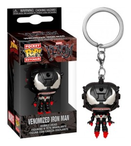 Marvel Venom porte-clés Pocket POP! Vinyl Iron Man 4 cm
