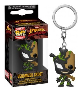 Marvel Venom porte-clés Pocket POP! Vinyl Groot 4 cm
