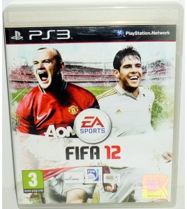 Fifa 12 sur PS3 Playstation 3 sans Notice MB48