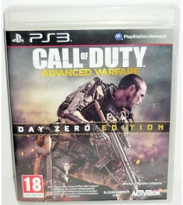 Call of Duty : Advanced Warfare - édition Day Zero sur PS3 Playstation 3 sans Notice MB50