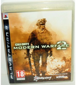 Call of Duty : Modern Warfare 2 sur Playstation 3 PS3 avec Notice ME05
