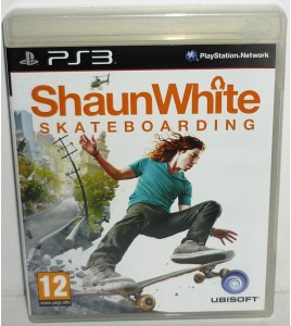 Shaun White Skateboarding sur Playstation 3 PS3 avec Notice ME07