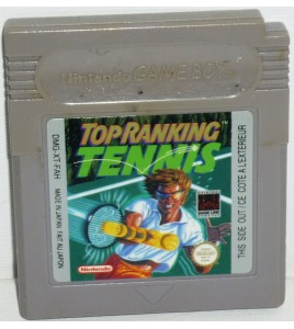 Top Ranking Tennis sur Game Boy GB24