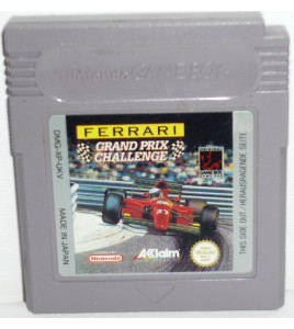 Ferrari Grand Prix Challenge sur Game Boy GB25