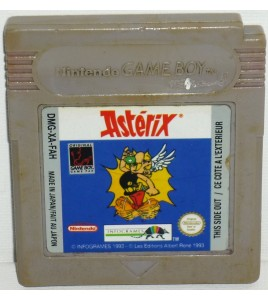 Asterix  sur Game Boy GB27 A