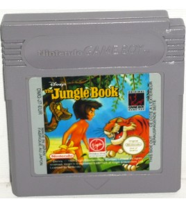 The Jungle Book  sur Game Boy GB29