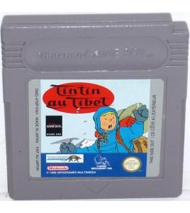 Tintin au Tibet sur Game Boy GB32