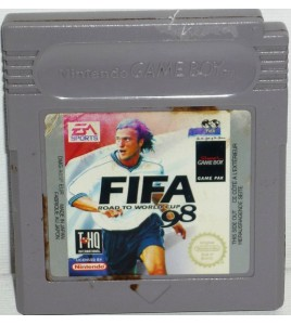 Fifa 98 sur Game Boy GB33