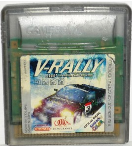 V-Rally sur Game Boy Color