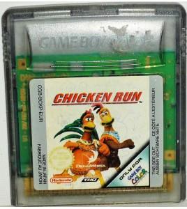 Chicken Run sur Game Boy Color