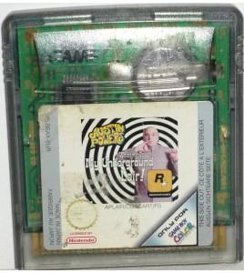 Austin Power 2 Dr Evil sur Game Boy Color