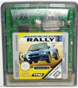Colin Mc Rae Rally sur Game Boy Color