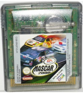 NASCAR 2000 sur Game Boy Color