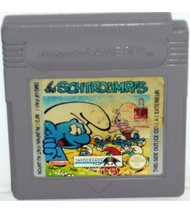 Les Schtroumpfs sur Game Boy GB38