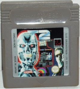 T2 The Arcade Game sur Game Boy GB40