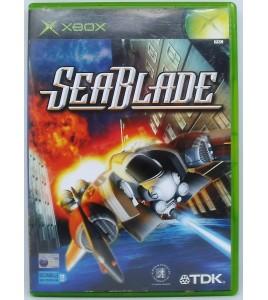 Seablade sur Xbox avec Notice