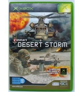 Conflict Desert Storm sur Xbox avec Notice