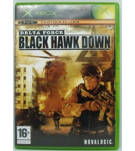 Delta Force : Black Hawk Down sur Xbox sans Notice