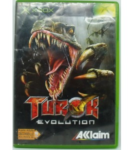 Turok Evolution sur Xbox sans Notice