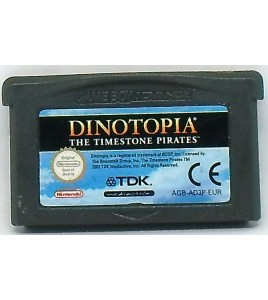 Dinotopia sur Gameboy Advance GBA 15