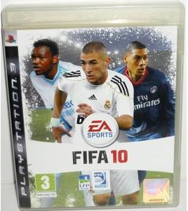 Fifa 10 sur Playstation 3 PS3 avec Notice ME16