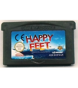 Happy Feet sur Gameboy Advance GBA 48