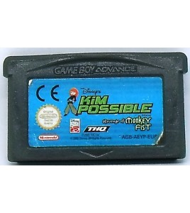 Kim Possible sur Gameboy Advance GBA 54