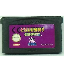 Columns Crown sur Gameboy Advance GBA 55