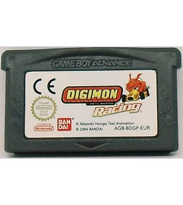 Digimon Racing sur Gameboy Advance GBA 58